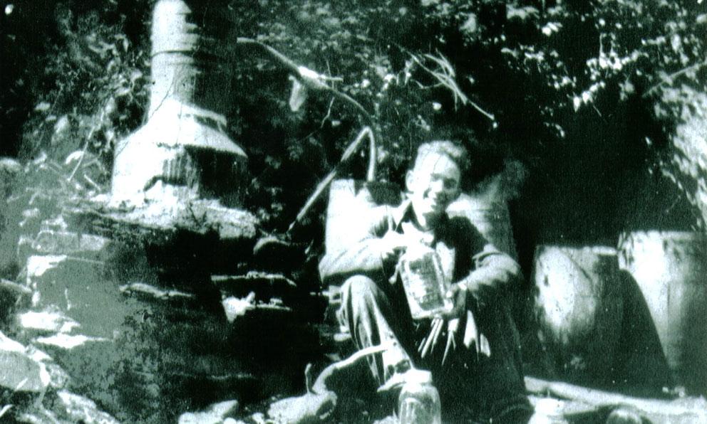 Ernest Killen, 1923 in Buffalo