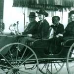 West Jefferson Wagon Train