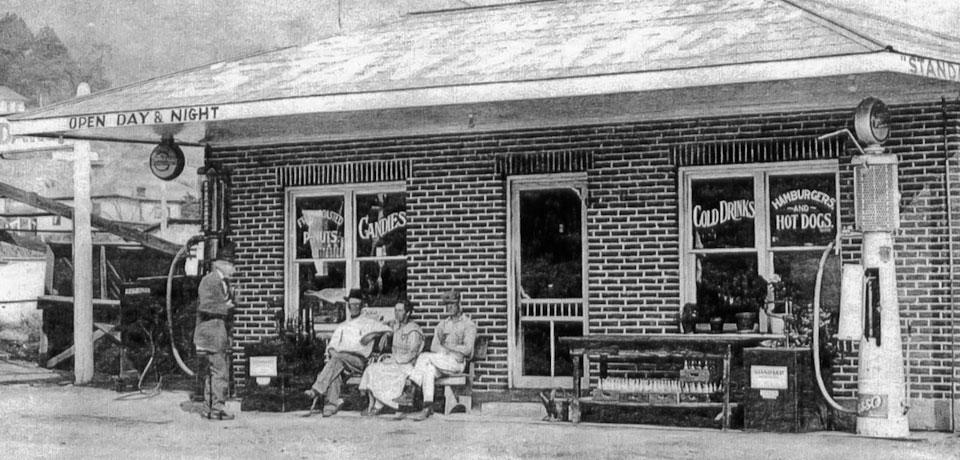 Ashe County History